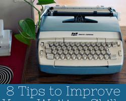 8-tips-improve-writing-skills