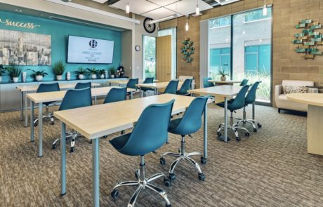 coworking & office spaces