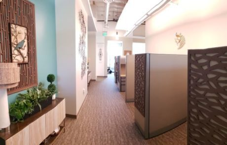 coworking and office spaces