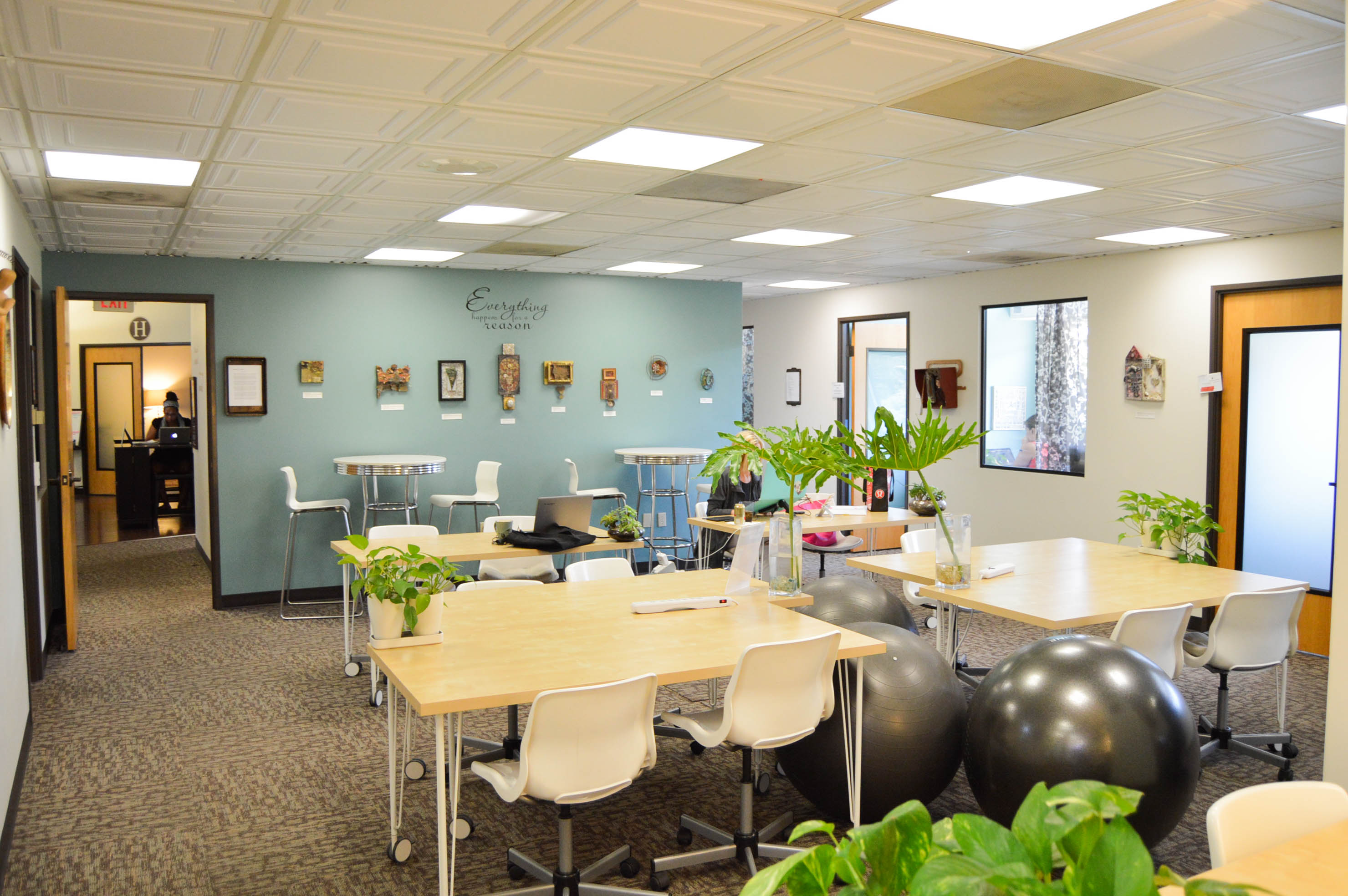 Coworking Space Hera Hub Mission Valley