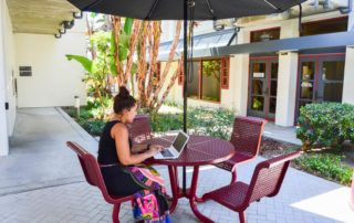 Coworking Outside