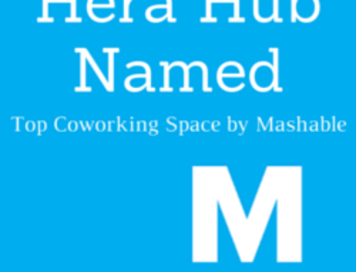 Hera Hub Named Top Coworking Space by Mashable