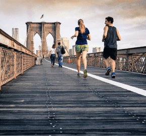running relief stress