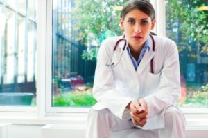 female doctor Image by Ambro