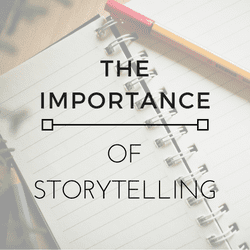 how to tell your business story