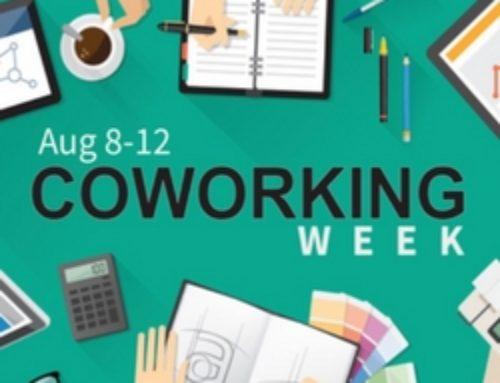 Hera Hub Partners with San Diego Coworking Week 2016