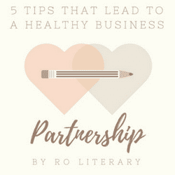 healthy partnerships in busienss