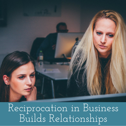 Build win-win relationships by offering and responding to guest post and podcast opportunities.