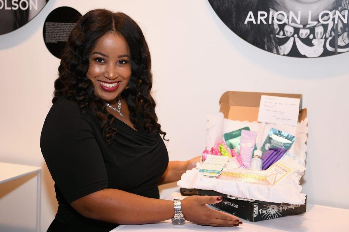 Hera Hub Member Success - Arion Long, Femly Box