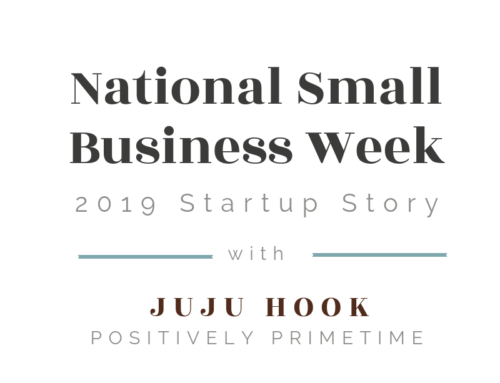 Small Business Week 2019: Startup Story with Juju Hook