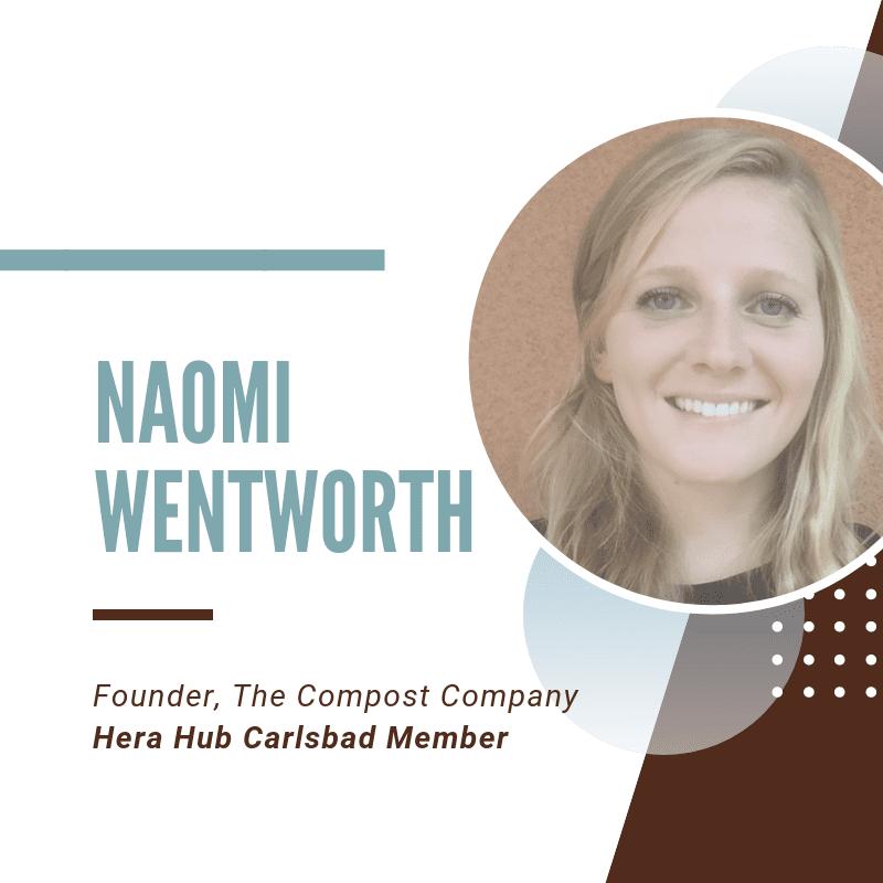 Naomi Wentworth - The Compost Company - Hera Hub