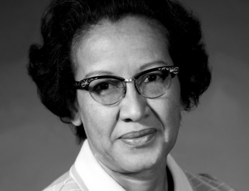 Women's History Month – Katherine Johnson Taught us to Reach for the Stars
