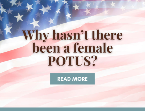 Why hasn't there been a female POTUS?