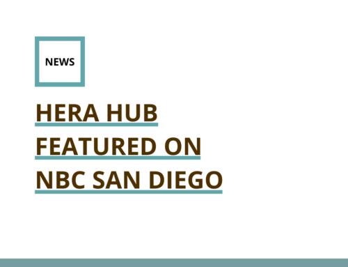 Hera Hub featured on NBC San Diego