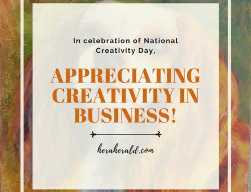 Appreciating Creativity in Business