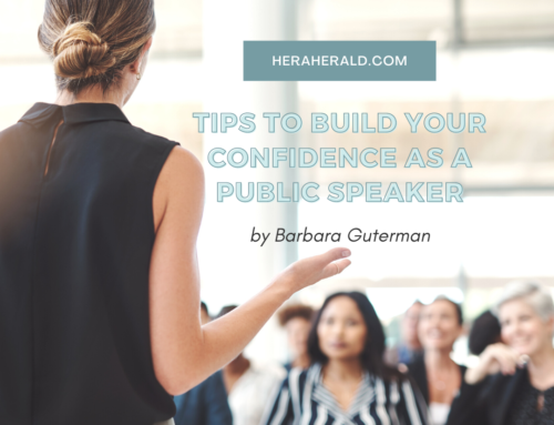 Tips to Build Your Confidence as a Public Speaker
