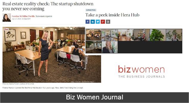 Biz Women Press Page
