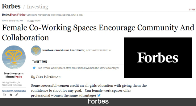 Forbes Press Page
